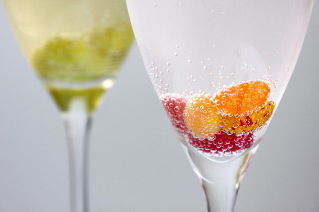 jelly belly champagne cocktail bubbles pinks