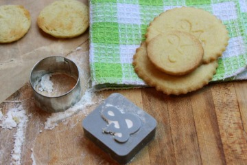 z baked bourbon lime butter cookies ampersand