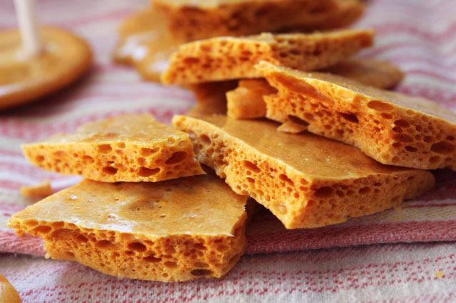 honeycomb brittle bits
