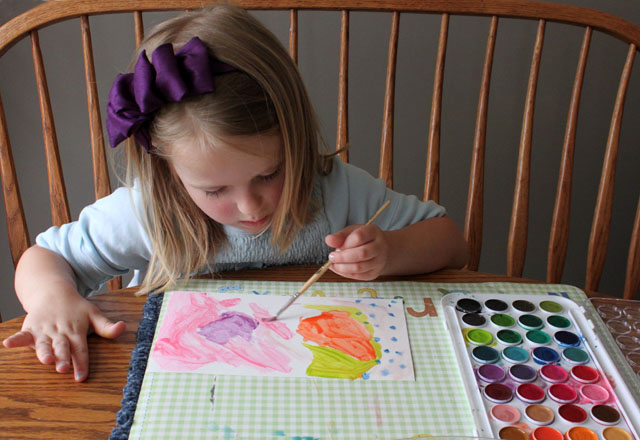 headband painter