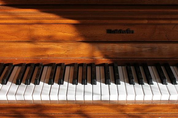 baldwin piano light