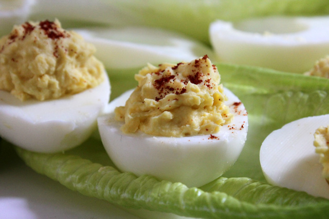 deviled eggs mom's way