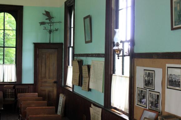 4 collins schoolhouse weathervane