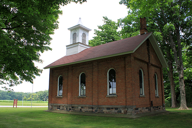 5 collins schoolhouse bell tower