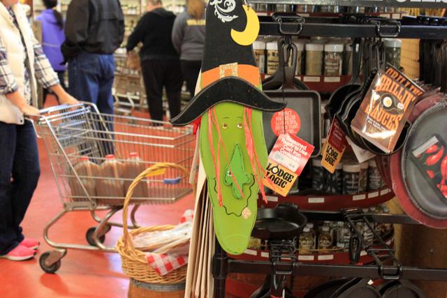 9 cider shopping cart lodge magic