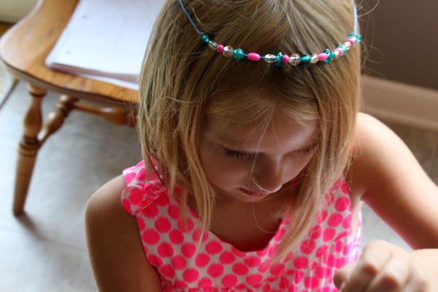 bead crown