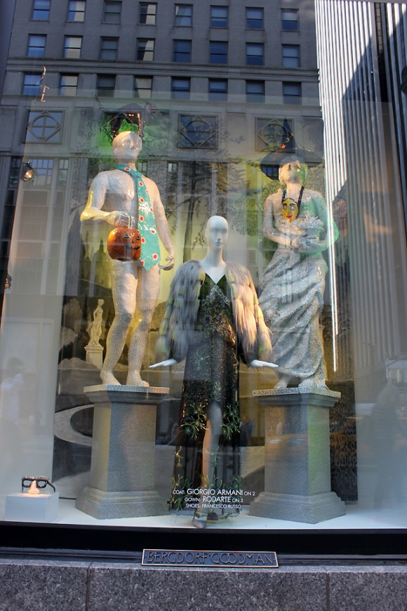 1 nyc october 2014 bergdorf window
