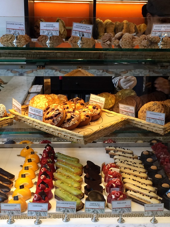 7 maison kayser october pastry case nyc