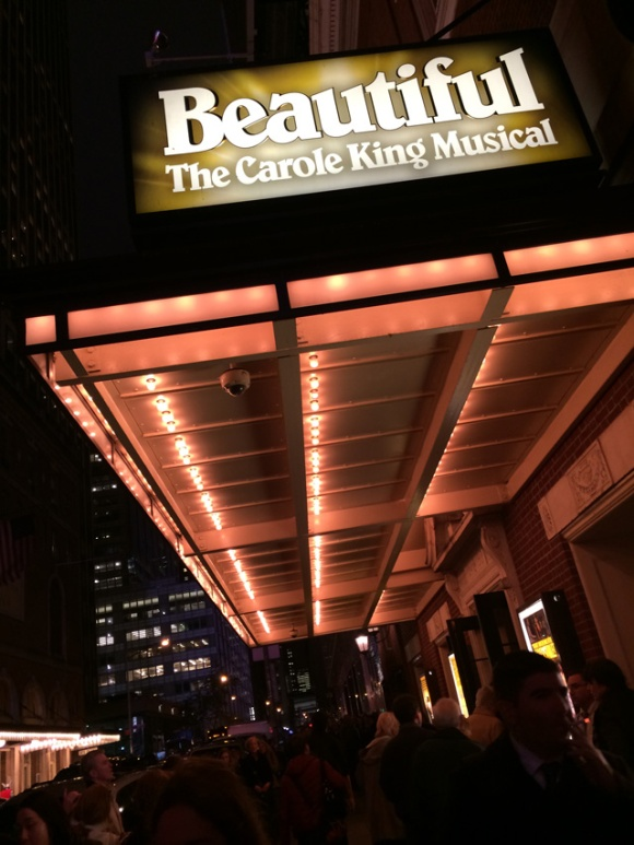 8 beautiful the musical stephen sondheim theater