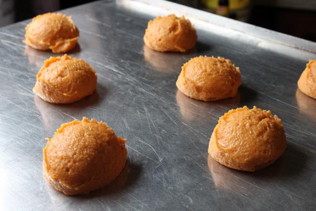carrot cookies 040 dough
