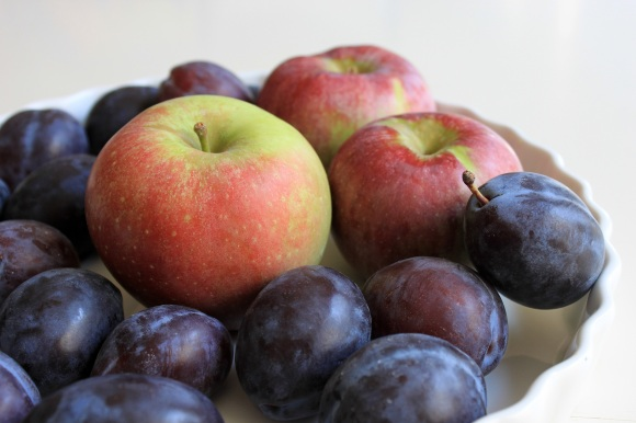 Apples and Plums from the Orchard.jpg